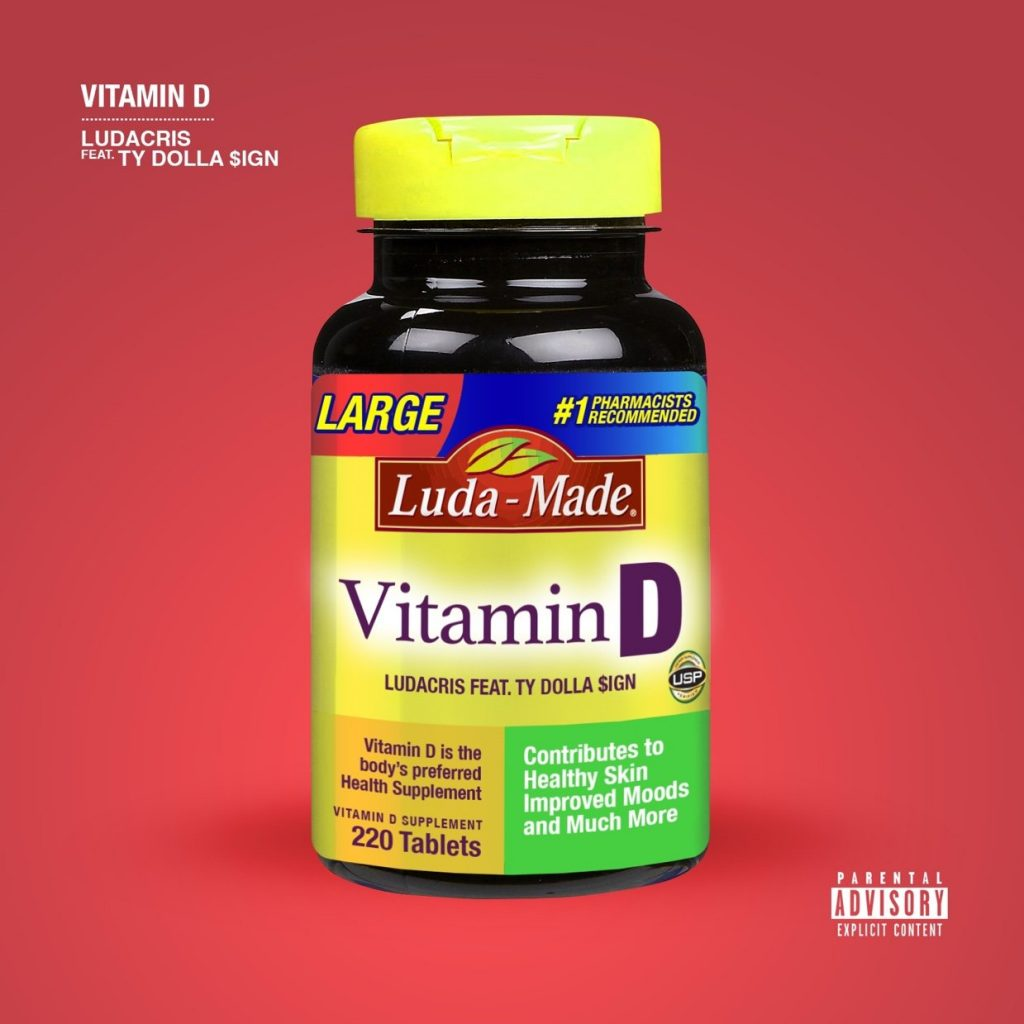 Download MP3: Ludacris – Vitamin D Ft Ty Dolla Sign