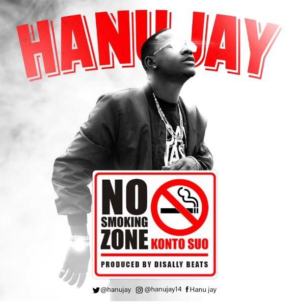 New Music: Hanu Jay -- No Smoking Zone (Konto Suo)