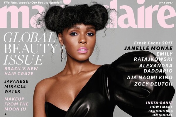 'People Have to Start Respecting the Vagina' - Janelle Monáe