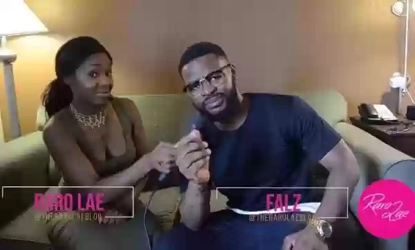 Video: Falz Talks Success Of First Ever U.S. Tour, His Relationship With Simi, Dropping His Third Solo Album After 2 Years, Acting & More