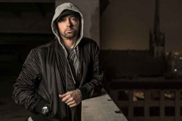 """Eminem Teased Upcoming Video For Beyonce-collaboration """"Walk On Water"""""""