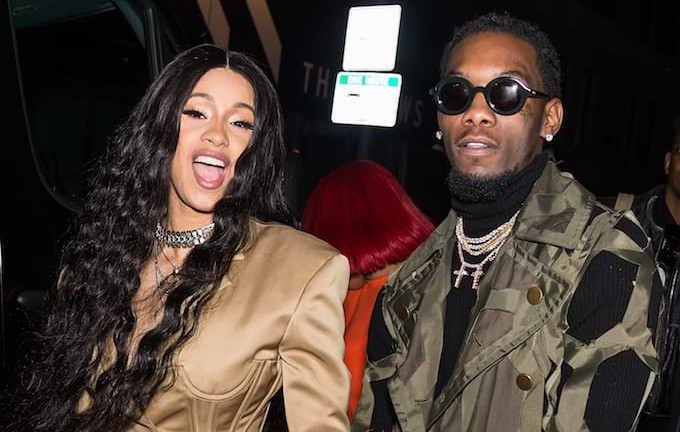 Cardi B And Offset Both Have Sex Tape Issues