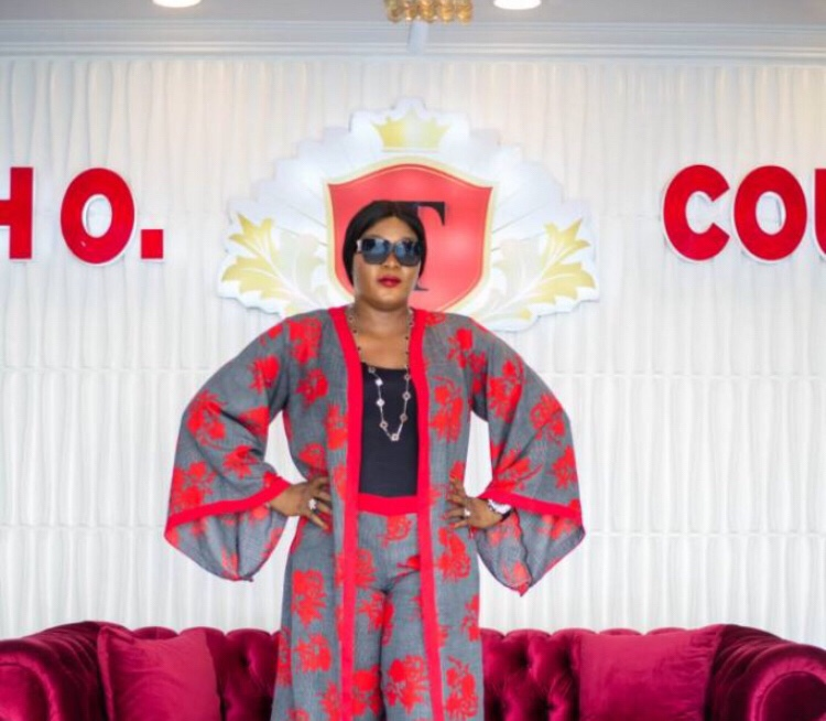 """Trish 'O' Couture-the CEO & The Brand"