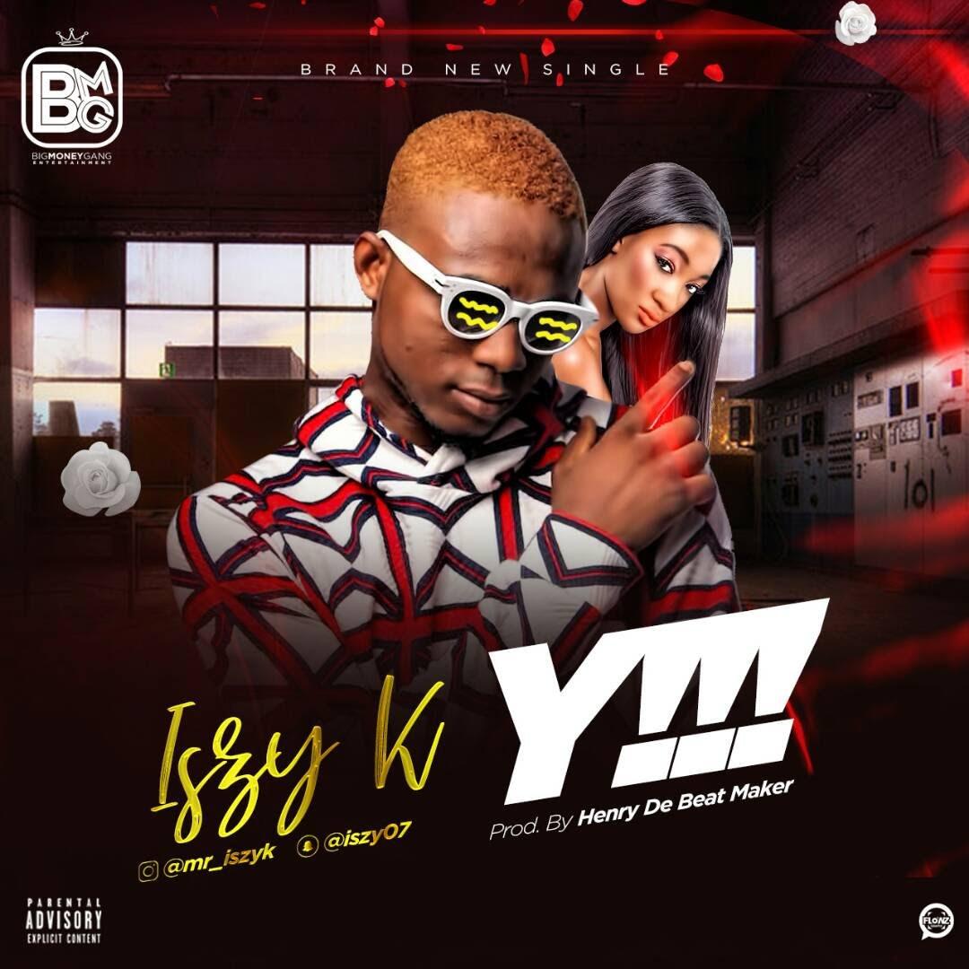 Iszy K - Y!!!