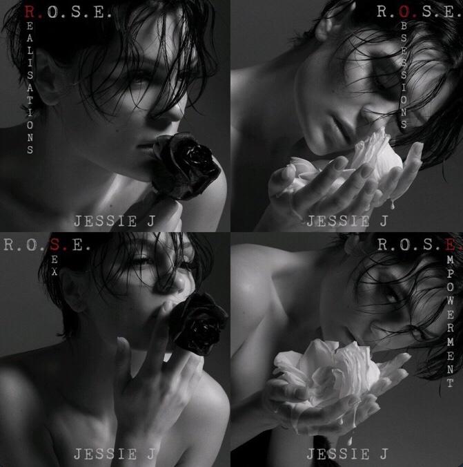 Jessie J - R.O.S.E album download