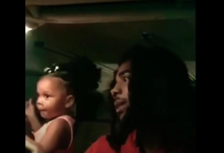 Atlanta rapper Aselineko getting pulled out of car & shot to death on Instagram Live