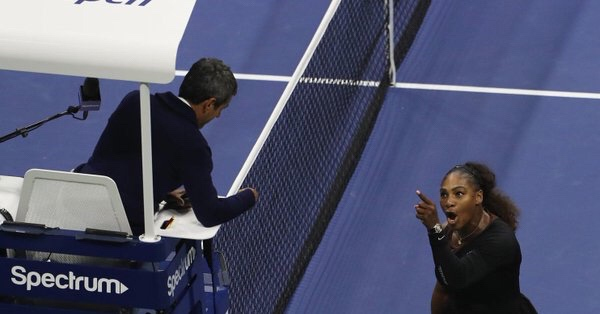 Serena Williams fined $17,000 for US Open Code violations