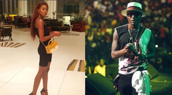 Khloe slams Wizkid for shading his first two babymamas