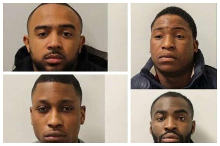 3 Nigerian men sentenced to 21 years imprison for peddling drugs