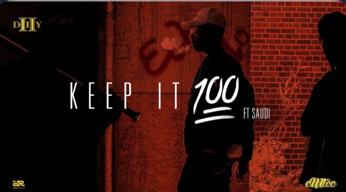 Emtee - Keep it 100 ft. Saudi || Abantu Ft S'Villa & Snymaan