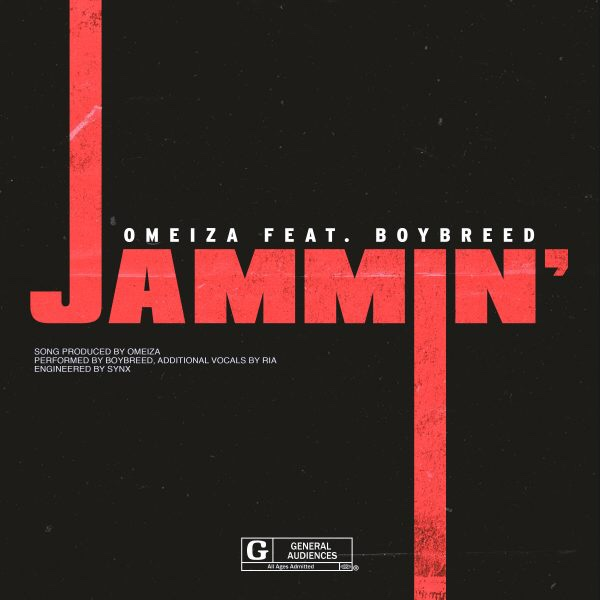 Omeiza - Jammin Ft. Boybreed (Song)