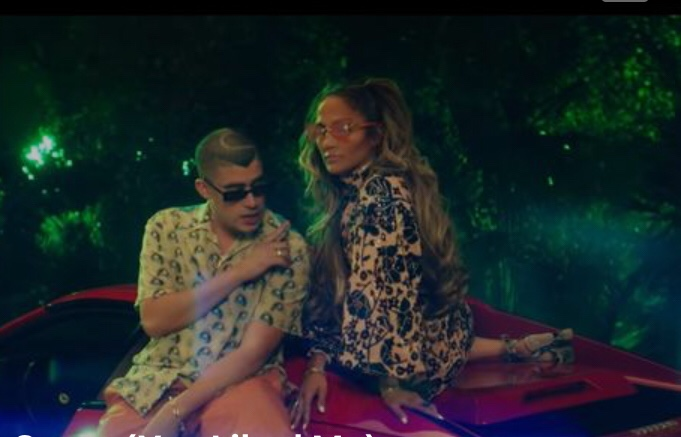 Bad Bunny ft. J. Lo - Te Guste (You Liked Me)