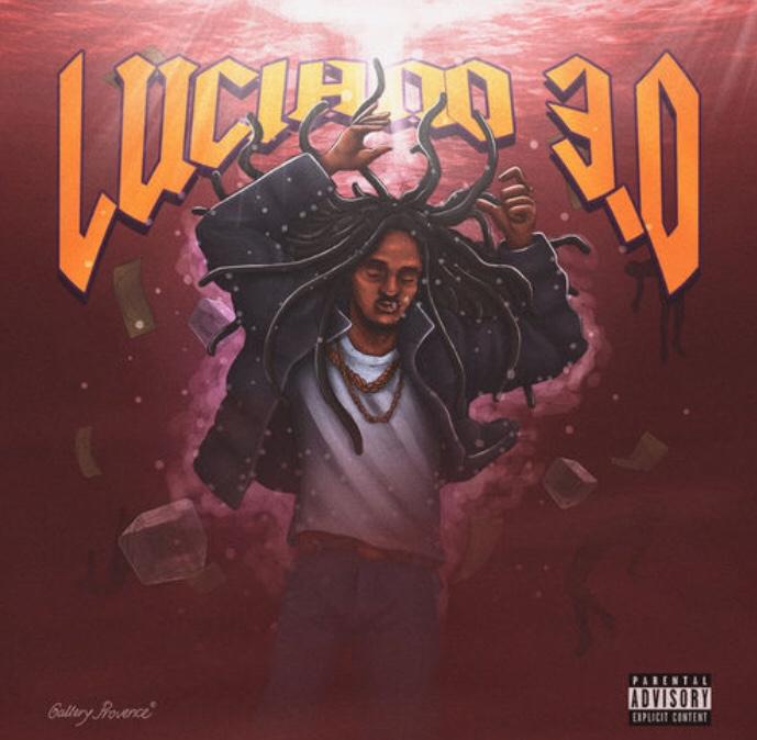 Lil Dude - Luciano 3.0 album
