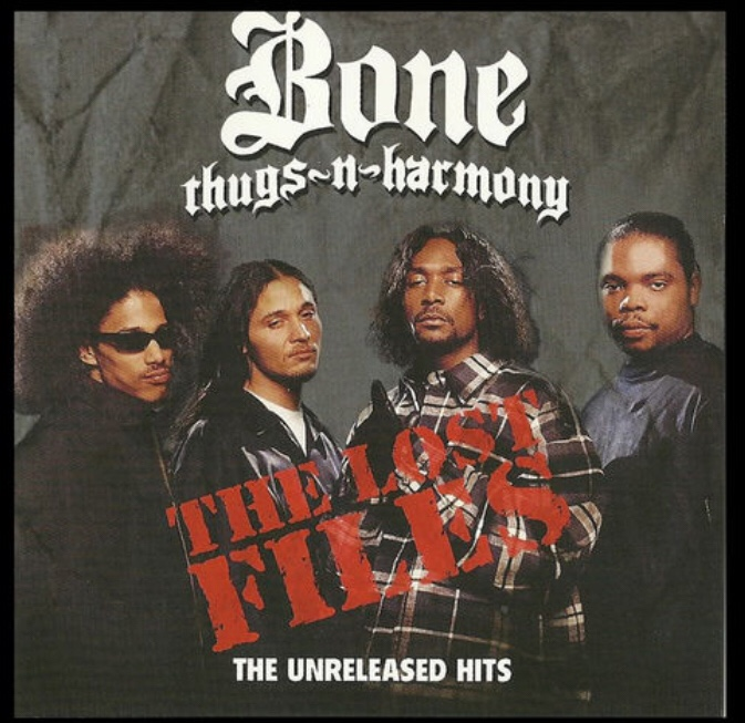 Bone Thugs n Harmony - The Lost Files (Unreleased Hits) album