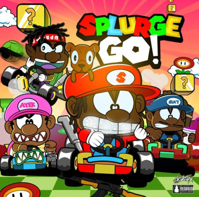 Splurge - Go! album