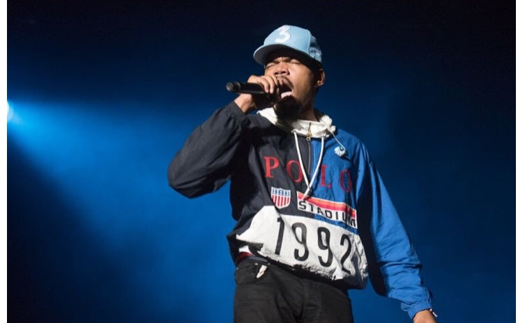 Chance The Rapper - The Man Who Has Everything