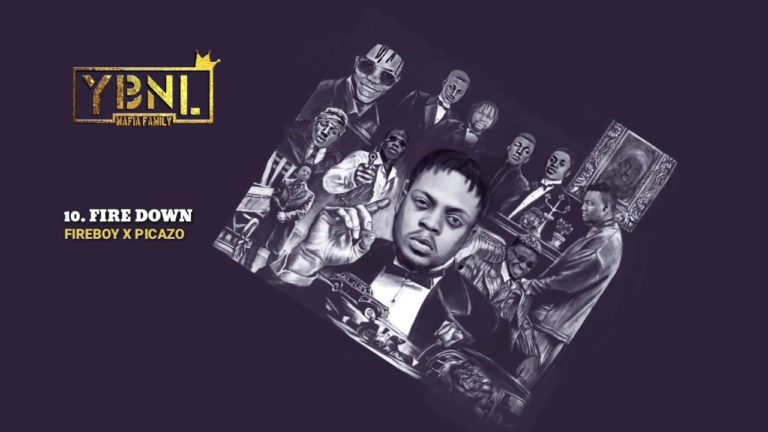 YBNL Mafia Family Ft. Olamide – Welcome + I'll Be Fine Ft. Fireboy