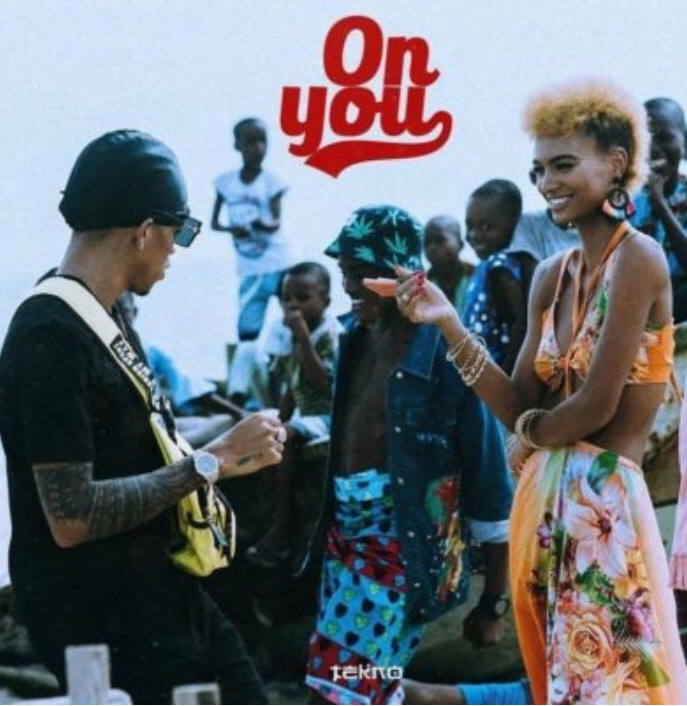 Tekno - On You (music video)