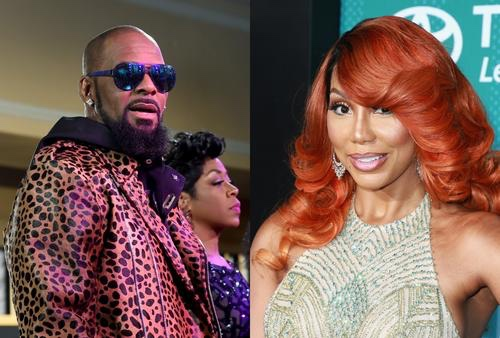 Tamar Braxton Slammed For Now-Deleted R. Kelly Tweets