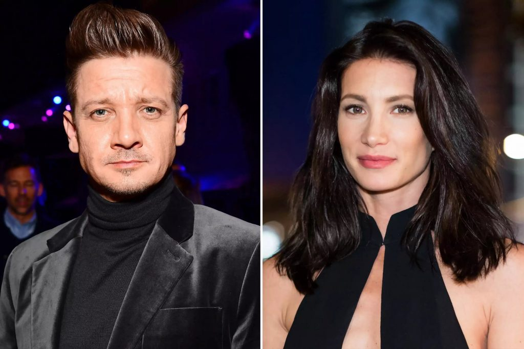 Consciously Co-Parenting! Jeremy Renner & Ex Reunite With